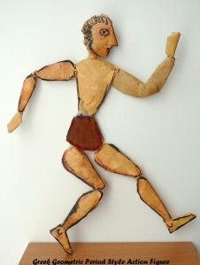 Action Figure Greek style