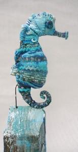 2b-Kirkwood-Blue Seahorse, closeup