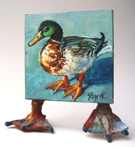 duck feet ac