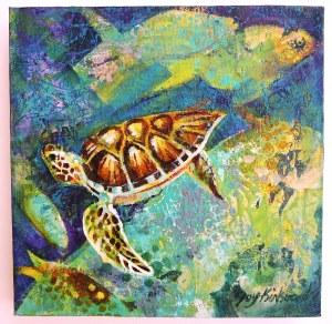 sea turtle values heightened