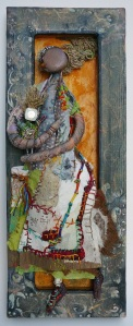 01a-Joy Kirkwood-Vasilisa and her Doll-16X6X1-mixed media-2013