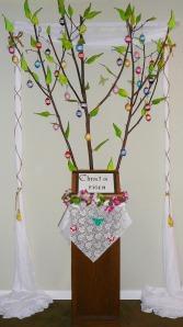 Easter Tree blog