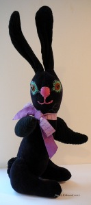 Black Rabbit signed