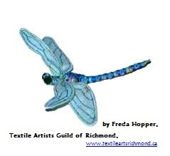 dragonfly Tagor Freda white background
